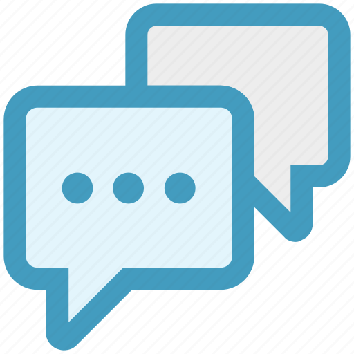 chat, comments, conversation, messages, sms, talk, texts icon