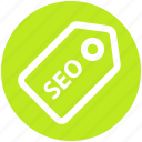 badge, category, development, discount, label, seo, tag