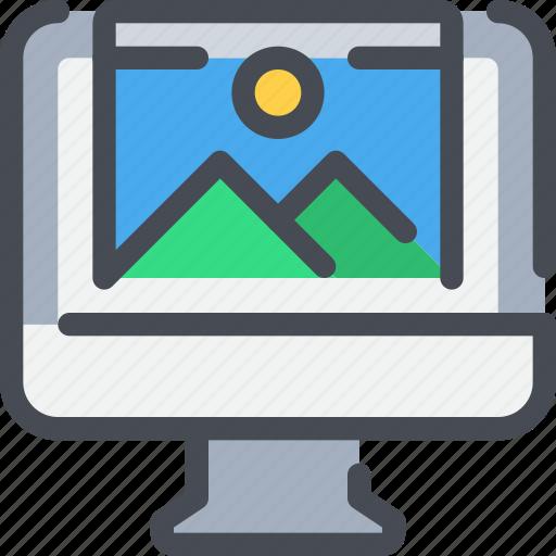 Art, browser, computer, digital, media, photo icon - Download on Iconfinder