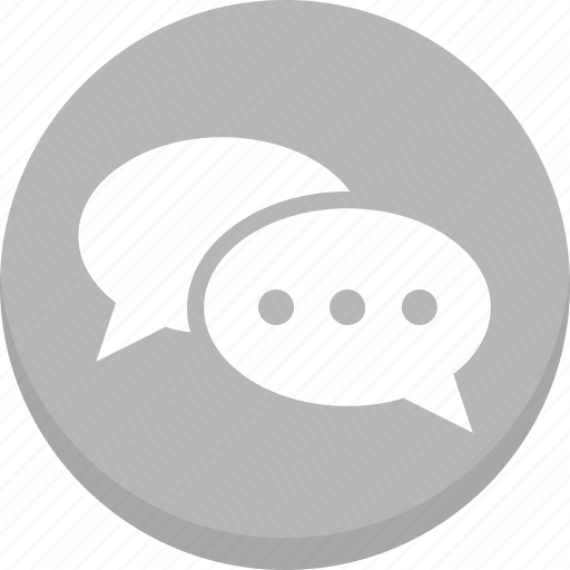 chat, comments, speach icon