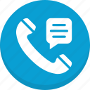 call received, incoming call, phone, phone call, receiver icon