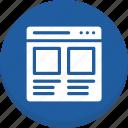 web design, web page, web template, website, windows tab