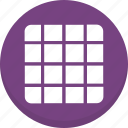 designing, grid, grid level, layout grid, square grid icon