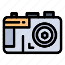 camera, design, photo icon