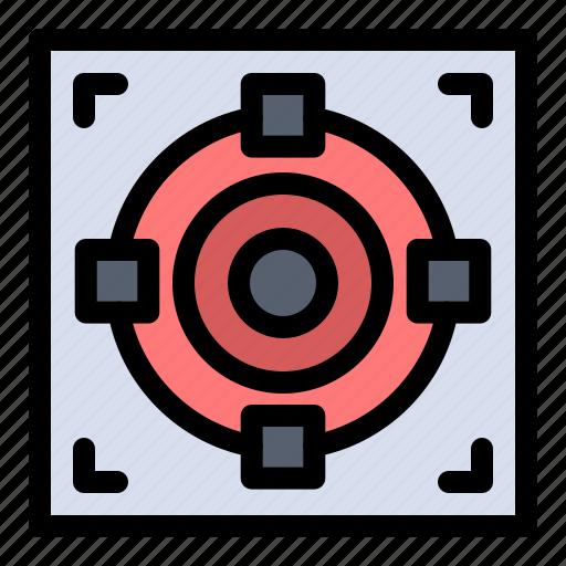 achievement, goal, success, target icon