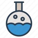 beaker, experiment, lab, science icon