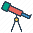 binocular, telelscope, view, zoom icon