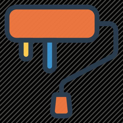 Color, design, paint, roller icon - Download on Iconfinder