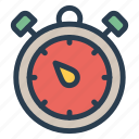 countdown, deadline, stopwatch, timer icon