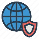 protection, security, shield, world