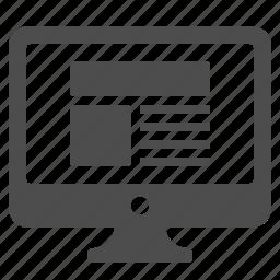 article, computer, layout, seo, web design, web page, webpage icon