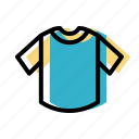 fashion, man, shirt icon