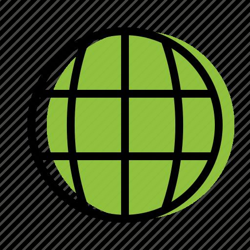 website, world icon