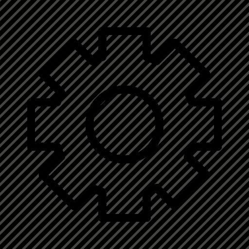 developer, gear, internet, web icon