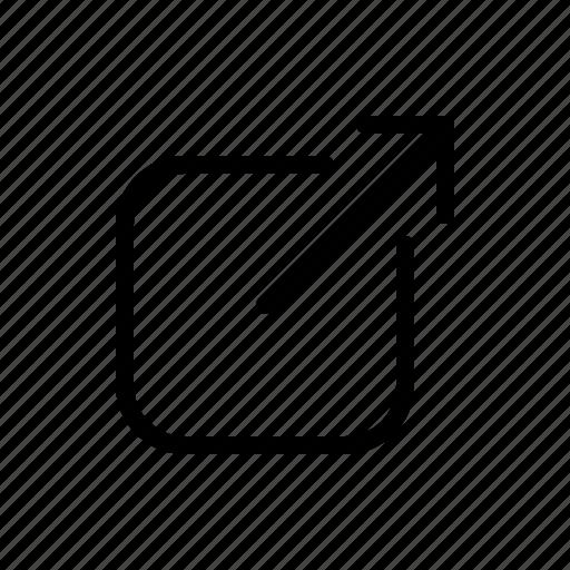 developer, internet, share, web icon