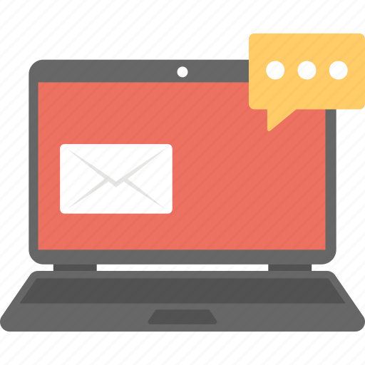 email inbox, mail communication, message notification, online communication, receive mail icon