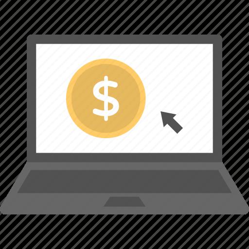 internet advertising, internet marketing, pay per click, ppc, target marketing icon