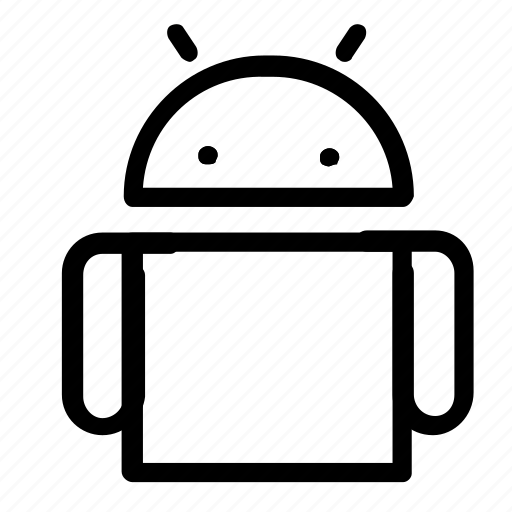 android, interface, software, system icon