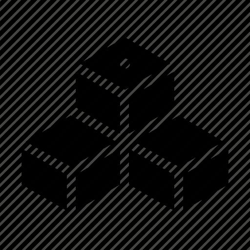 blocks, building, webpage, website icon