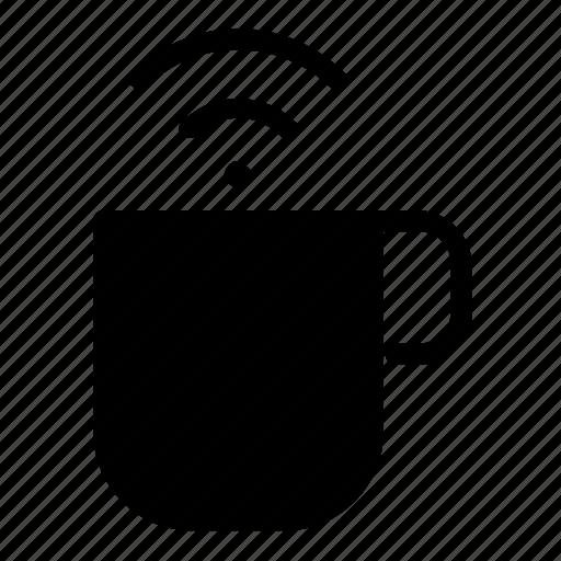 cafe, internet, wifi icon