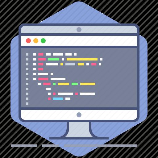 coding, computer, developer, development, web, yumminky icon