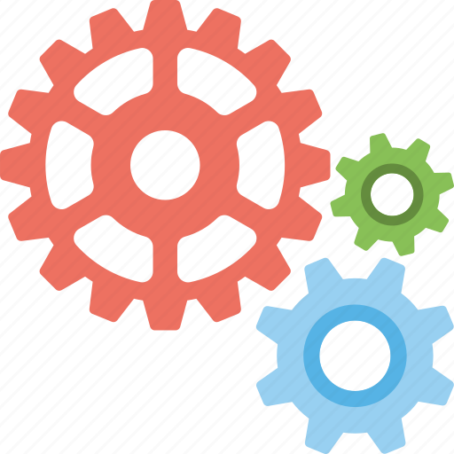 automation, development, engineering, mechanization, technology icon