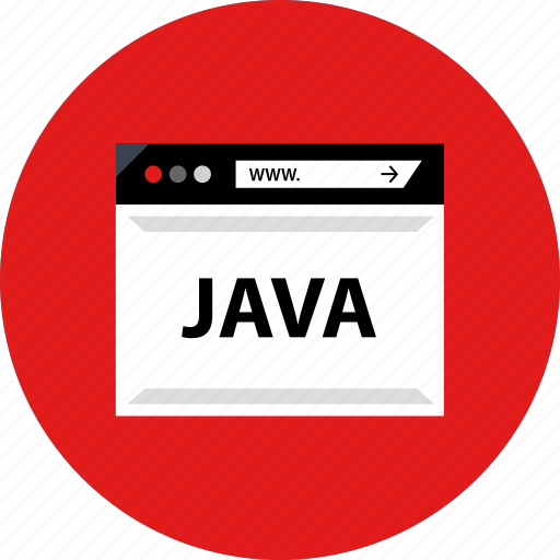 code, development, java, web icon