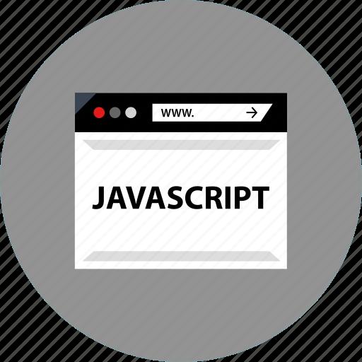 code, development, javascript, web icon