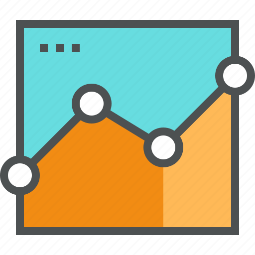 analysis, analytics, chart, data, growth, infographic, statistics, web icon