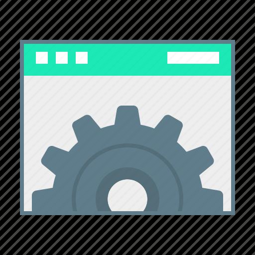 cogwheel, development, gear, optimization, programming, setting, web icon