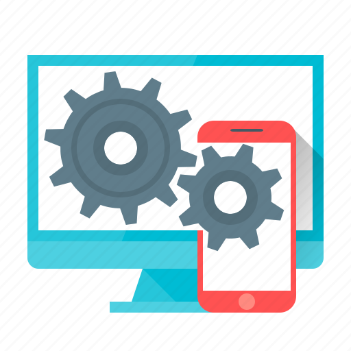 app, application, cogwheels, development, gear, programming icon