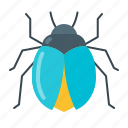 antivirus, bug, coding, insect, programming, virus icon