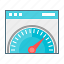 development, page speed, performance, seo, optimization, speed, speedometer