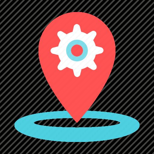 development, marker, optimization, pin, place, seo, web icon