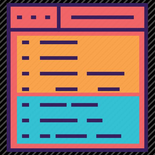 coding, development, programming, seo, web, web development icon