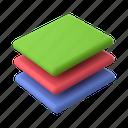 design, layers, layer, layered, overlap