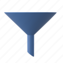 tools, web, development, filter, funnel, sort, results