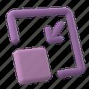 web, development, resize, minimize, arrow, shape, window