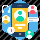 app, apps, development, mobile, social, user, users
