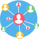 creative, design, designing, development, social, user, web icon