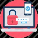 design, designing, development, password, profile, user, web icon