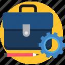 business, creative, design, designing, development, profile, web icon