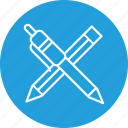 degree, draw, mathematics, measure, pen, pencil icon