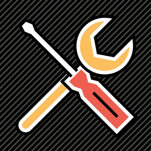 options, preferences, settings, web design tools, web development icon