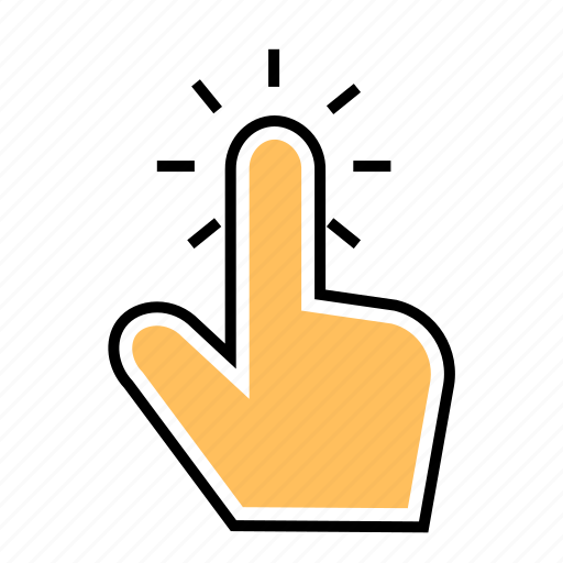 communication, gesture, interactive, mobile, touch screen, user interface icon