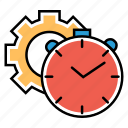 calendar, event, management, productivity, schedule, time settings icon