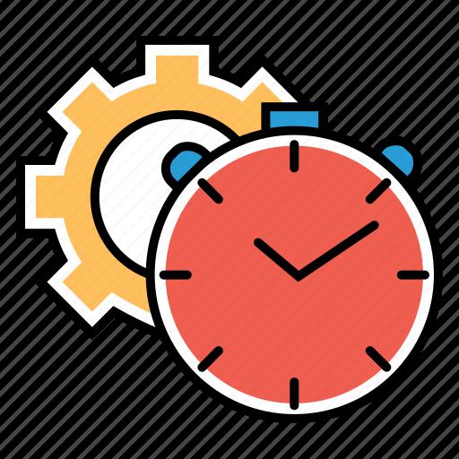 calendar, event, management, productivity, schedule, time settings icon