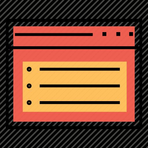 web content, web content development, web design, web development icon