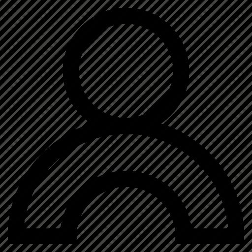 avatar, man, mobile app, web, web develover icon