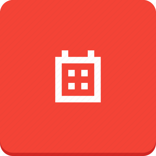 calendar, date, event, material design, schedule icon